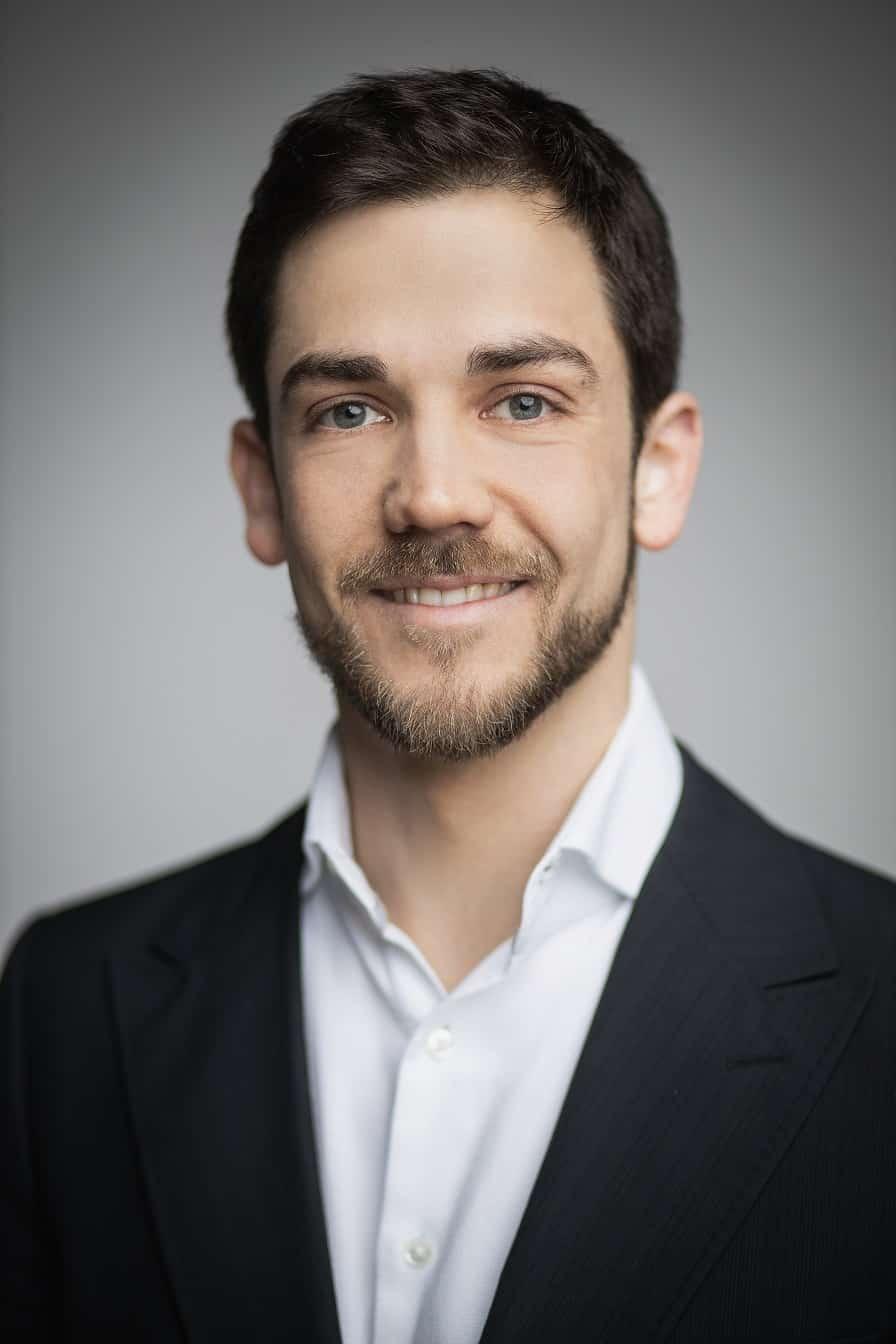 Berater Sebastian Scholz