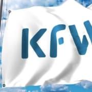 Die KfW-Kreditanstalt für Wiederaufbau ist in Corona-Zeiten die wichtigste Finanzierungsbasis.
