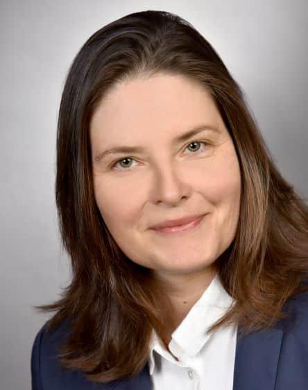 Dr. Manuela Ranscht, Consultant der AMBG